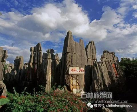 地学传奇——云南石林